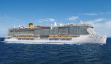 Costa Kreuzfahrten: Sommer 2020 und Winter 2020/2021 ab sofort buchbar!