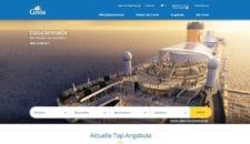 Costa Kreuzfahrten: Neue Webseite und App
