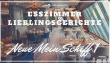 Neue Mein Schiff 1 Esszimmer – Lieblingsgerichte