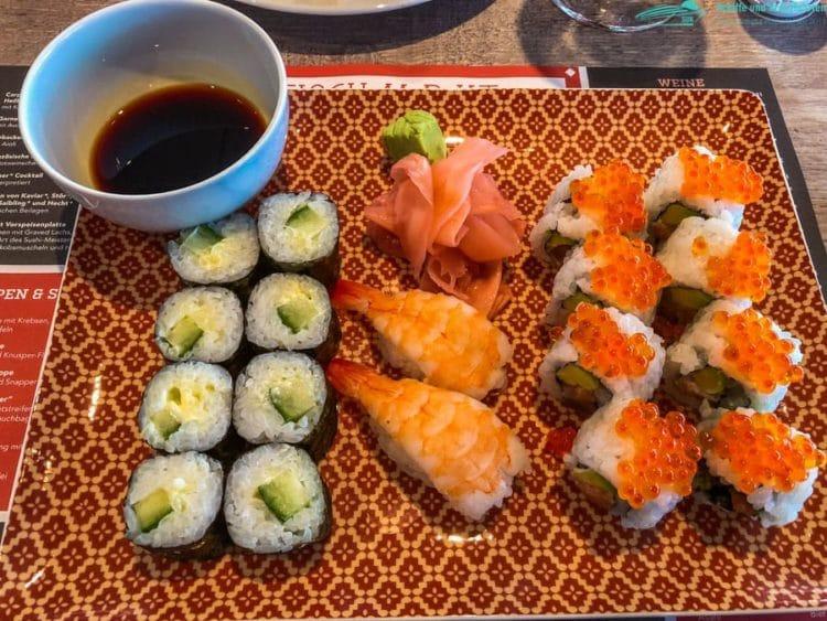 Sushi-Kombination Einsteiger - Mein Schiff 1 Fischmarkt