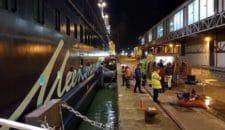 Mein Schiff 3 sitzt in Southampton fest – Stellungnahme von TUI Cruises