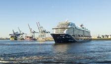 Neue Mein Schiff 1 – Erstanlauf in Hamburg