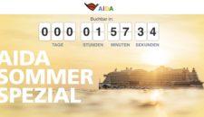 AIDA Sommersale 2018 – AIDA Reisen ab 599 Euro!