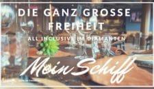 """""""Ganz große Freiheit""""-Paket auf Mein Schiff: All Inclusive für Spezialitäten-Restaurants / Diamant"""