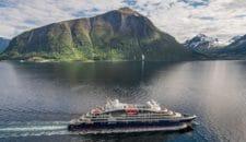 """Luxus-Kreuzfahrtschiff """"Le Lapérouse"""" wurde in Dienst gestellt"""