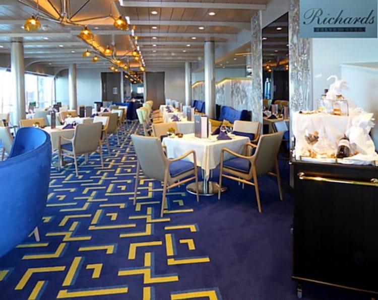 Mein Schiff 4 - Richards Feines Essen