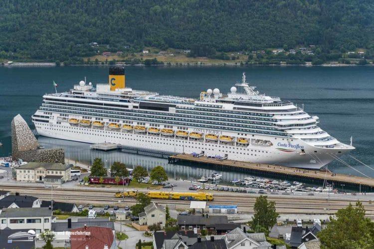 Costa Pacifica: Alle Gäste sind von Bord - Ausschiffung abgeschlossen