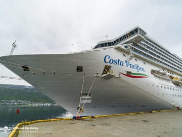 Costa Pacifica in Tromsø