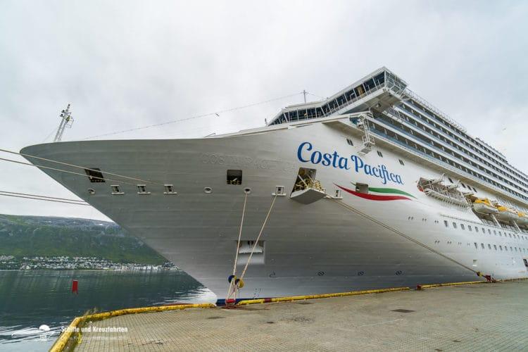 Costa Pacifica in Tromsø