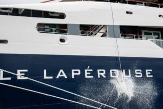 Taufe der Le Laperouse / © Ponant Yachtkreuzfahrten