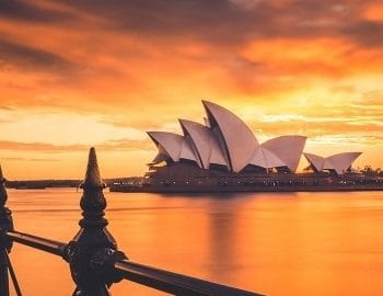 Australien Kreuzfahrten © Royal Caribbean International