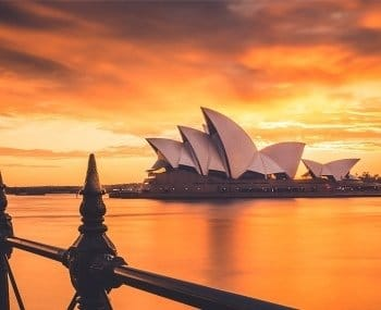 Australien Kreuzfahrten © Royal Caribbean International