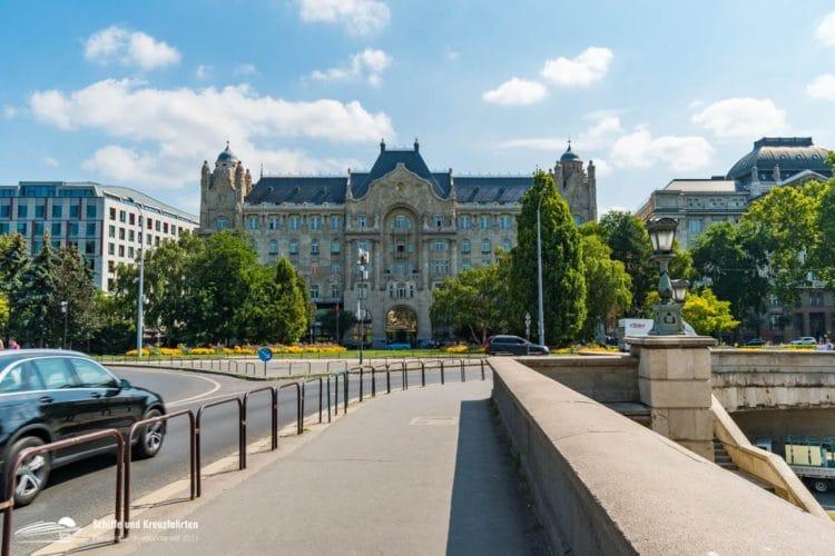 Hotel Vier Jahreszeiten Budapest
