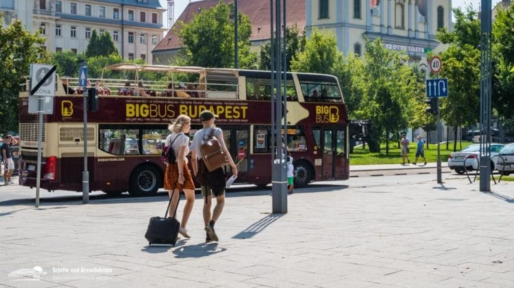 BigBus Tours Budapest