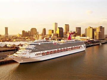 Carnival Conquest © Carnival Cruise Line