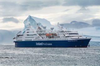 Die Ocea Diamond © IcelandProCruises