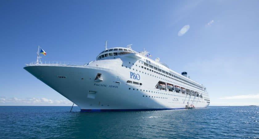Pacific Jewel © P&O Cruises