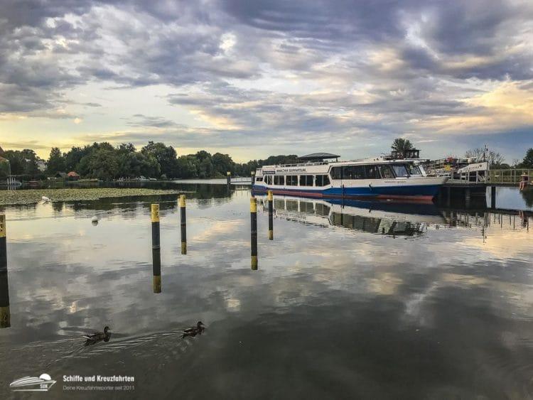 Reisebericht Serrahn Queen: Die etwas andere Kreuzfahrt von Stettin nach Hamburg