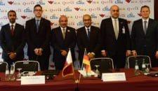 AIDAprima & Costa Diadema in Doha: Costa Group unterzeichnet Absichtserklärung mit Qatar Tourism Authority
