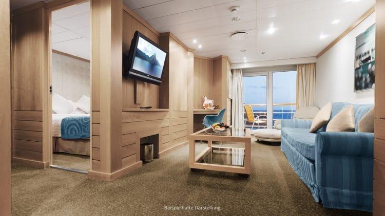 AIDAmira Suiten