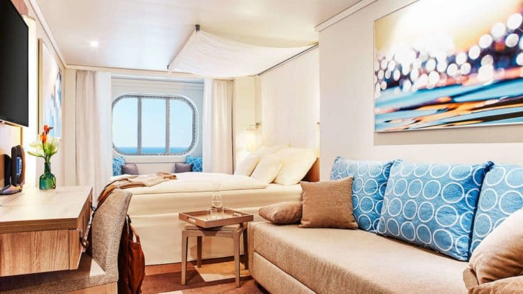 AIDAnova Meerblickkabine © AIDA Cruises