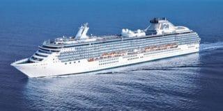 Coral Princess © Princess Cruises