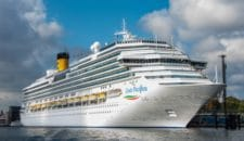 Kiel: Costa Pacifica beendet Saison ab Kiel – 40 Jahre Partnerschaft