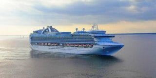 Crown Princess © Princess Cruises