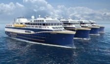 Tersan Shipyard (Türkei) baut zwei Schiffe für neue Hurtigruten-Reederei (Havila Kystruten)
