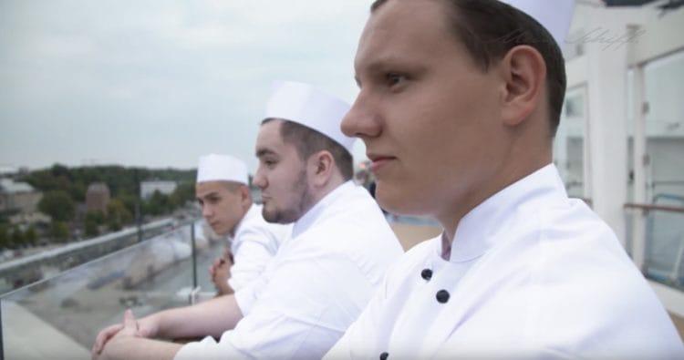 Kochausbildung auf der Mein Schiff Flotte / © TUI Cruises