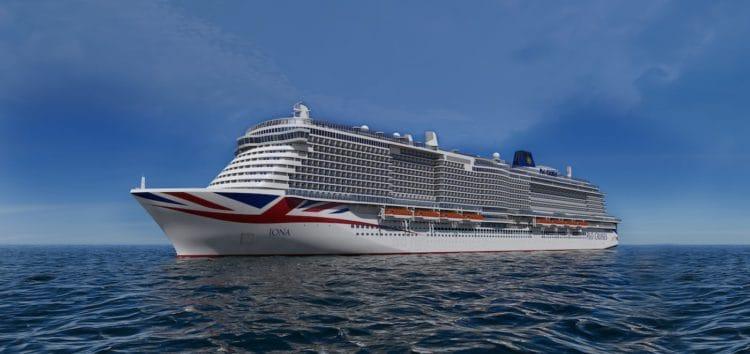 P&O Iona startet mit Norwegen Kreuzfahrten in der Premieren-Saison / © P&O Cruises