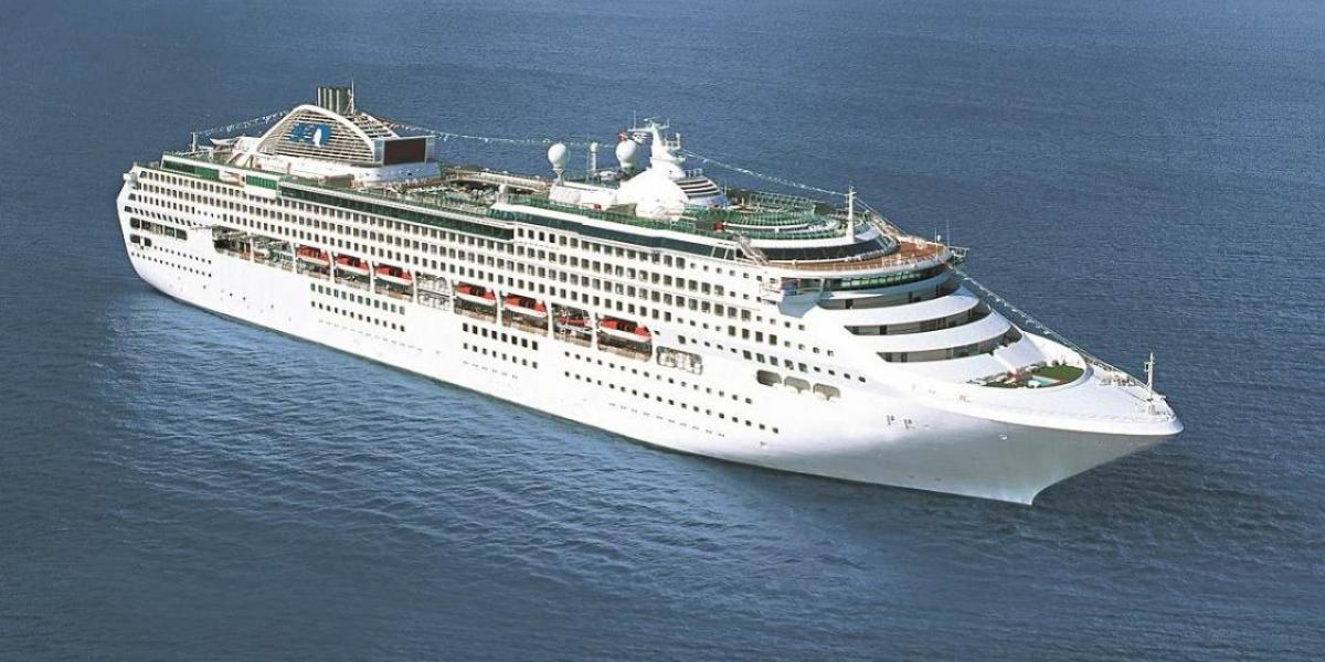 Sea Princess © Princess Cruises