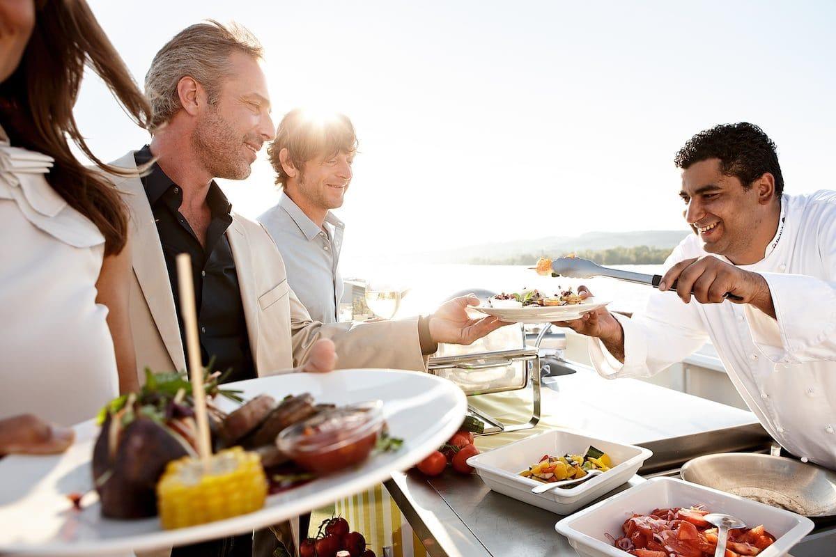 A-Rosa startet Gourmetreisen mit Gastköchen