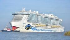 AIDAnova: Carnival Corporation trifft Vereinbarung mit Hafenbehörde von Teneriffa (LNG Betankung)