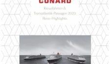 Neuer Cunard Katalog: Kreuzfahrten mit den Queens in 2020