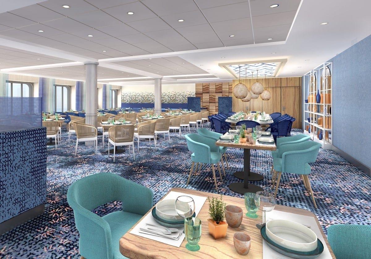 Atlantik MEDITERRAN der Mein Schiff 2 / © TUI Cruises