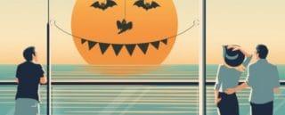 Mein Schiff Halloween-Angebote mit bis zu 400 Euro Bordguthaben!