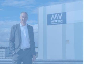 Raimon Struck wird neuer technischer Leiter bei den MV Werften / ©MV Werften