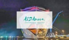 AIDAnova Jungfernfahrt abgesagt |Weitere Kanaren-Reisen entfallen ebenso!