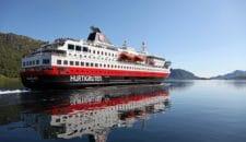 Hurtigruten schickt MS Richard With in die Werft zur Renovierung