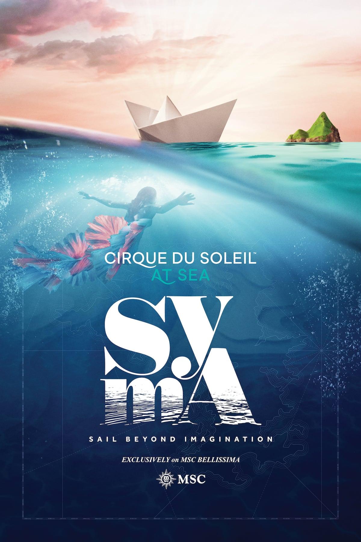 """SYMA - Sail beyond Imagination"" / © MSC Kreuzfahrten"