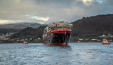 Hurtigruten: Fridtjof Nansen reist 2020 ab Hamburg