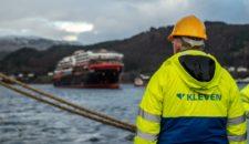 Fridtjof Nansen zu Wasser gelassen – Zweites Hurtigruten Expeditionsschiff
