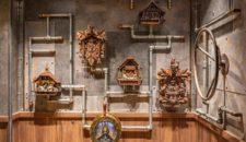 "AIDAnova Restaurant ""Time Machine"" / © AIDA Cruises"