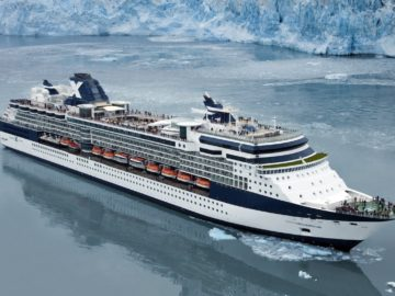 Celebrity Millenium in Alaska / © Celebrity Cruises