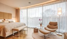"Europa 2 Suite im Luxushotel ""The Fontenay"""