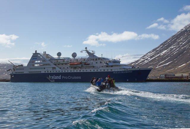 Ocean Diamond / ©Iceland Pro Cruises