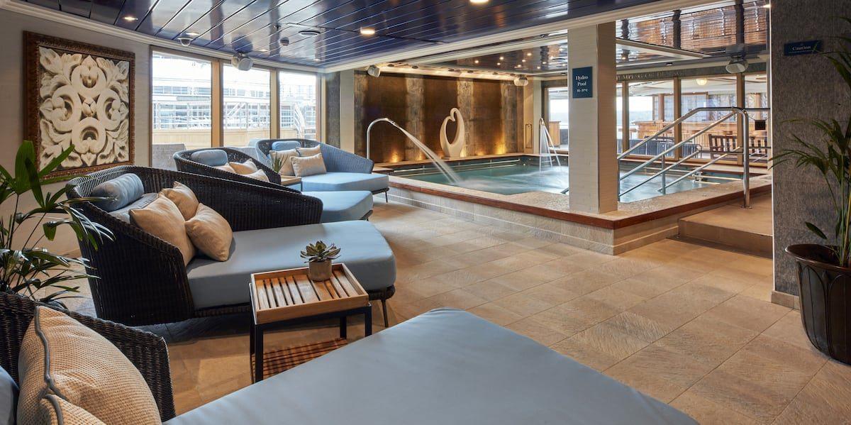 "Cunard Line mit neuem Spa-Konzept ""Mareel Wellness & Beauty"""