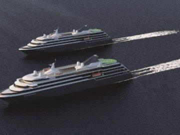 Nicko Cruises: Auch World Voyager ist im neuen Katalog buchbar / ©Nicko Cruises Schiffreisen