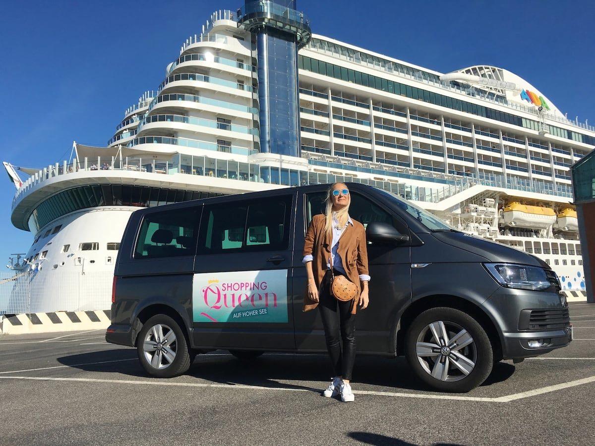"""Shopping Queen auf See"" AIDAprima im Mittelmeer - TV TIPP 27. Januar"